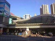 Guangzhou East Train Station, 2013