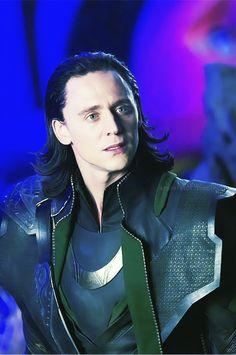 Loki. Oh my he's gorgeous.