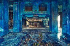 "500px / Photo ""blue aftermath"" by Sven Fennema"