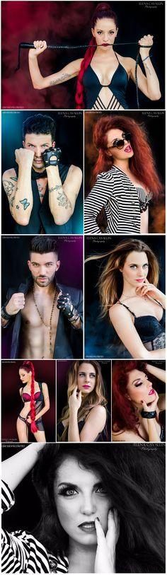 Ideatore progetto: Alessio Nicoletto Foto: Elena Cavallin  Make Up: Alessio Nicoletto Post produzione: Elena Cavallin e Alessio Nicoletto