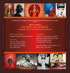 SACRED MEMORIES is just over a week away! We can't wait!!