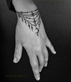 Lo he probado como tatuaje y me gusta mucho cómo ha quedado