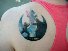 Star wars tattoo