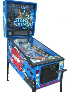 Pinball machines - we'd need a room that could be sound isolated, but pinballs / arcade cabinets / air hockey...
