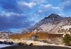 The Natural History Museum of Utah by Todd Schliemann / Ennead Architects with GSBS