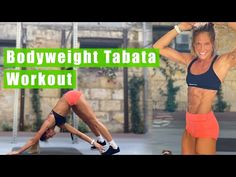 Tabata Bodyweight Workout | w/ Cynthia Balout - YouTube Cardio, Hiit Abs, Tabata Workouts, Body Workouts, Zumba, Fit Life, Weekly Workout Plans, Life Video, Workout Music