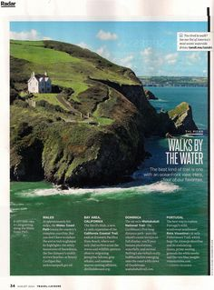 Travel+Leisure August 2014