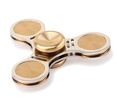 Tenergy Heavy Duty Solid Copper Premium Fidget Spinner 688 Bearing 4 to 5 Minutes Spinning * Click on the image for additional details. (This is an affiliate link)