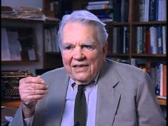 """Andy Rooney discusses """"Black History Lost Stolen or Strayed"""" - EMMYTVLEGENDS.ORG - YouTube Andy Rooney, Black History, Interview, Lost, Photo And Video, People, Youtube, People Illustration, Youtubers"""