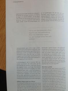 Verplicht human enhancement - Rathenau Institute Jaarbericht 2012 p.8