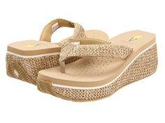 VOLATILE Tanorama Women's Dress Sandals - Natural