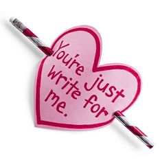 Valentine Card: The Write Card