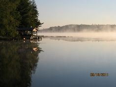 Cranberry Lake in Eagle River, WI