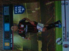 Michel De Jong card