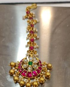 Head Jewelry, Baby Jewelry, Bridal Jewelry, Pearl Necklace Vintage, Ruby Necklace, Gold Jewelry Simple, Silver Jewelry, Gold Pendant, Pendant Jewelry