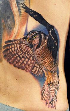 Tattoo Artist - Philip Garcia - animal tattoo