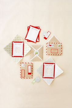 A Field Journal: Dear Santa label sheet- click on pic save pg as.. whatever u want