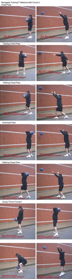 Modern Monday - Super Bowl Special Edition. Your pre-game Medicine Ball exercise routine @renegadestyle, @usplabs
