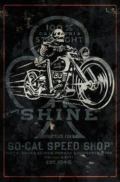 Old school vintage styled biker tattoos Motorcycle Posters, Motorcycle Art, Bike Art, Motorcycle Patches, Motorcycle Quotes, Motorcycle Design, Hot Rods, Art Harley Davidson, Pin Up Girls