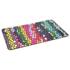 She may love to cook, but those long hours in front of the stove take their toll. Cushion her tootsies with one of French Bull's colorful anti-fatigue floor mats, here in Shimmer. frenchbull.com, $40. http://photos.nj.com/4504/gallery/1_11_2013_mothers_day_gift_guide_food/index.html#/0