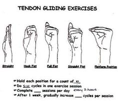 Health And Fitness: Finger & Wrist Stretch Exercise