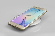 El Galaxy S6 y Galaxy S6 Edge son el último ejemplo de smartphones que se pueden cargar sin cables.