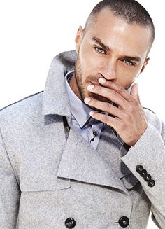 jesse williams, are his eyes for real!?