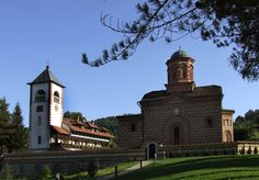 St. Bishop Nikolai Velimirovic, Lelic Monastery - Lelich, Valjevo, Serbia