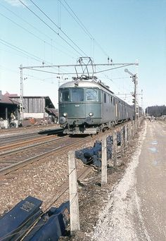 Diesel, Swiss Railways, Old Trains, Oil Rig, Switzerland, Transportation, Ship, Trains, Europe