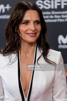 Juliette Binoche attends the  Vision  premiere during the 66th San. dae2daff8c