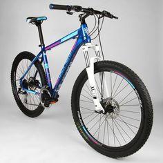 Acabei de visitar o produto Bicicleta GONEW Stamina Edition 7.2 - Aro 27,5 - 24 Marchas O freio a disco é supereficiente e tem um ótimo desempenho em condições de água e lama.