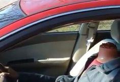 La broma del conductor sin cabeza