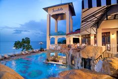Sandals La Toc Golf Resort and Spa in St. Lucia - Luxury Included