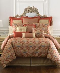 CLOSEOUT! Waterford Olympia Bedding Collection | macys.com