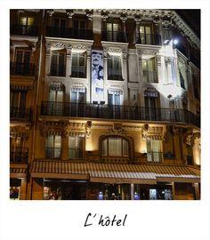 """Passed: 12 February, 2015: Paris Party at The Swann Hotel in  """"Au cas où vous ne l'auriez pas remarqué, j'aime essayer de relier ma vie à la littérature (pour moi, ce sera du Proust en général), et cette activité m'apporte tant de joies, de consolation aussi dans les tristes moments, elle me donne l'impression que..."""" Site"""