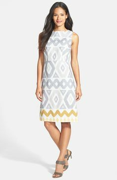 Lafayette 148 New York 'Diamond Jeneca' Dress available at #Nordstrom