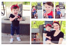 By Cynthia Viola Photography | 1 yr old | Coca Cola