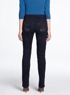 The Original Comfort Denim™ De Luxe - straight leg | Women | Shop Online at Reitmans