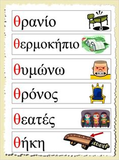 Learn Greek, Learning Activities, Homeschooling, Alphabet, Preschool, Language, History, Greek, Modern