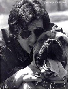 Sylvester Stallone & Butkiss