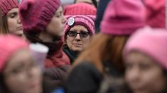 Merriam-Webster said 'feminism' was the most-looked-up word in its online dictionary, with the term generating 70% more searches than last year.