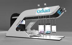 Orkan - Brasil Automation ISA by Wellington Amarante, via Behance