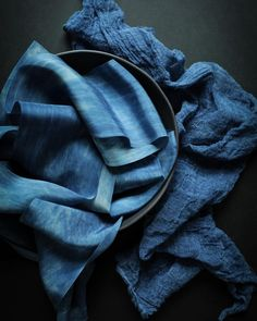 Beautiful Compliments, Silk And Willow, Tie Dye Patterns, Color Inspiration, Wedding Inspiration, Color Stories, Something Blue, Silk Ribbon, On Your Wedding Day