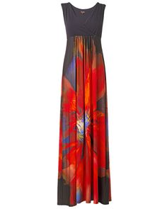 Havana Maxi Dress, I love love this dress...One huge flower that flows with this gown....