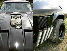 Mad max's xb GT coupe.