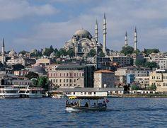 18/07/2014 - Hoy viernes la foto del día va para Thiago Maruyama y su foto de Estambul. ¿Qué me decís? ¿Os gusta?