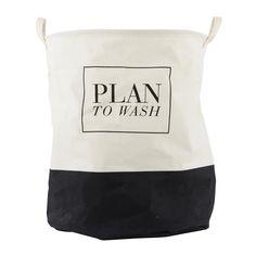 Plan To Wash
