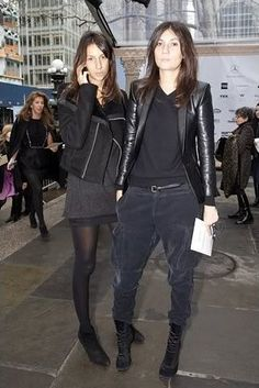 Emmanuelle Alt is my style role model.