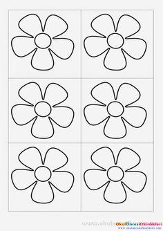 Annelerimize bir buket çiçek verelim - OKUL ÖNCESİ ETKİNLİKLERİ - Hayallerinizi Sınırlamayın Art Drawings For Kids, Art For Kids, Crafts For Kids, Leaf Template, Flower Template, Felt Flowers, Paper Flowers, Hawaiian Crafts, Paper Flower Patterns