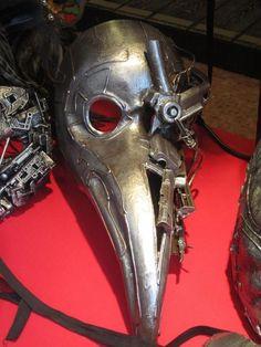 Steampunk Plague Doctor mask